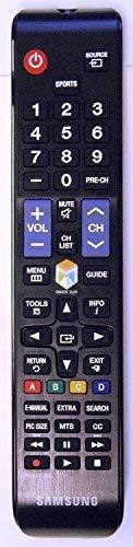 Samsung BN59-01198X LCD TV Remote Control for UN40JU6500F UN