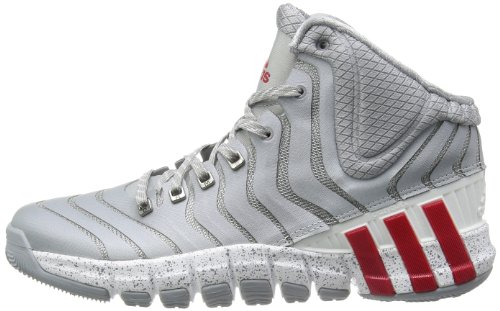 Crazyquick Homme Gris Clair Adipure De Moyen 0 Pour Basketball Adidas gris Scarlet Blanc Chaussures 2 Course 5UB8SFxw
