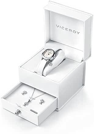 Watch Viceroy 40882-05 Girl Skin White