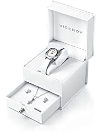 Watch Viceroy 40882-05 Girl Skin White