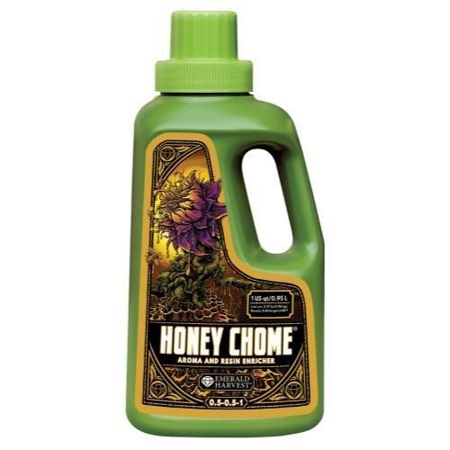 0.95 L Honey Chome Emerald Harvest 2.5 Gal 9.46 L (2 Cs)