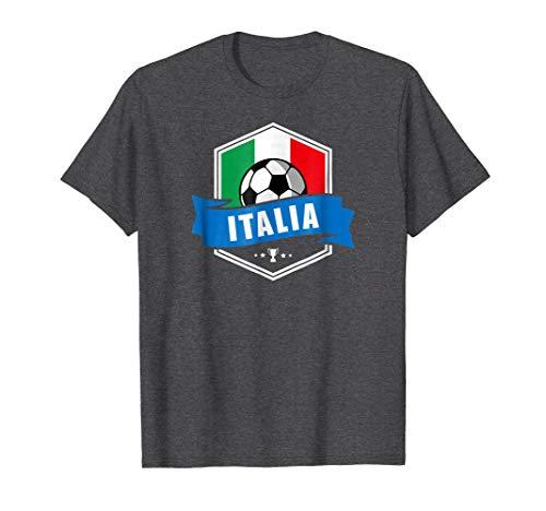 Italia Soccer T Shirt Team Cup Calcio Jersey - T-shirt Italia Soccer