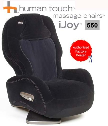 iJoy-Swivel-550-Human-Touch-Robotic-Massage-Chair-Black-Swiveling-Massager