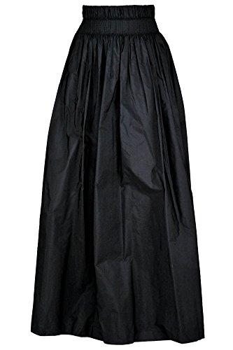 DRIES VAN NOTEN Women's Mcglgnn03019e Black Polyester - Van Skirt Dries Noten
