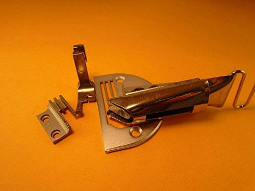 NGOSEW Sewing Machine Raw Edge Plain Tape Binder Binding Wide Mouth (36mm) by NgoSew