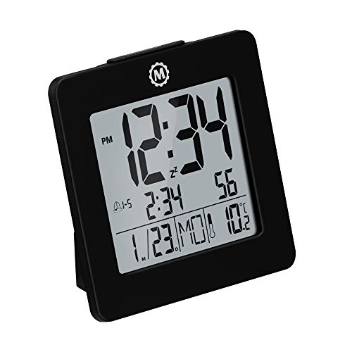 Marathon CL030050BK Digital Alarm
