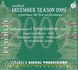 T M Krishna - Kutcheri - Unedited December Season 2009, Experience The Live Performance (3-CD Set)