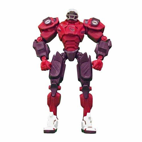 NFL Arizona Cardinals Fox Sports Team Robot, 10-inches