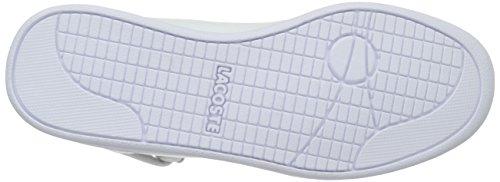 316 1 Sneaker Lacoste Alte Uomo Bianco 001 Wht Turbo v5qfwEO