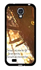 If We Could Only 2-Piece Dual Layer Phone Case Back Cover Samsung Galaxy S4 I9500 by lolosakes