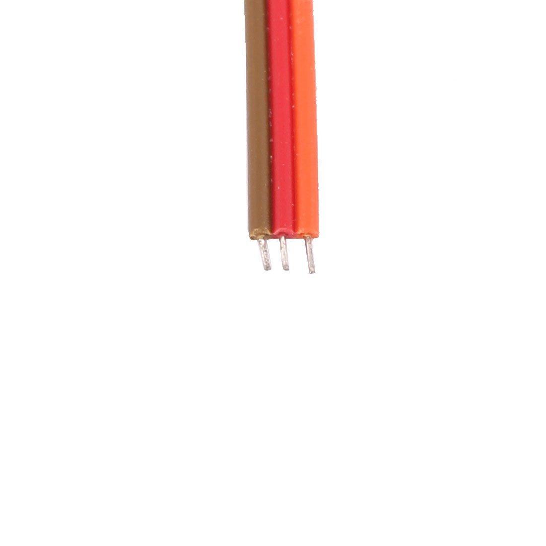Amazon.com: eDealMax Mujer 3P Jumper Cables Los Cables de Cinta Pi Pico de tablero DIY 40cm de Largo: Electronics