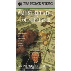 Amazon Com Wall Street Week With Louis Rukeyser An