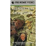 Wall  Street Week With Louis Rukeyser: An Investment Primer 1: Stocks, Bonds And Gold (PBS Home Video) [VHS]