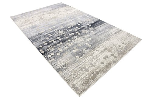 Buy vintage abstract rug
