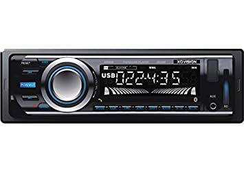 XO Vision XD107 FM and MP3 Stereo Receiver with USB Port and SD Card Slot