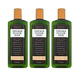 Thicker Fuller Hair Revitalizing Shampoo-12 oz (3 Bottles)