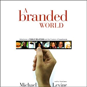 A Branded World Audiobook