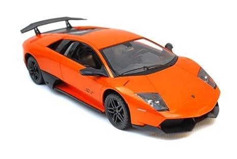 Amazon Com New Radio Remote Control 1 14 Lamborghini Murcielago