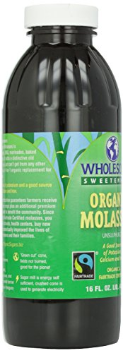 Wholesome Sweeteners, Blackstrap Molasses, 16 oz by Wholesome (Image #7)