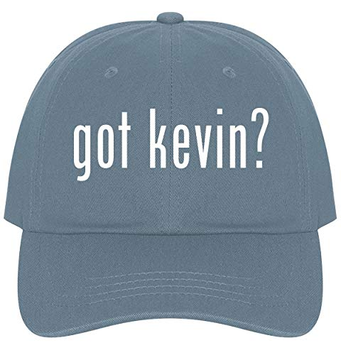 The Town Butler got Kevin? - A Nice Comfortable Adjustable Dad Hat Cap, Light Blue