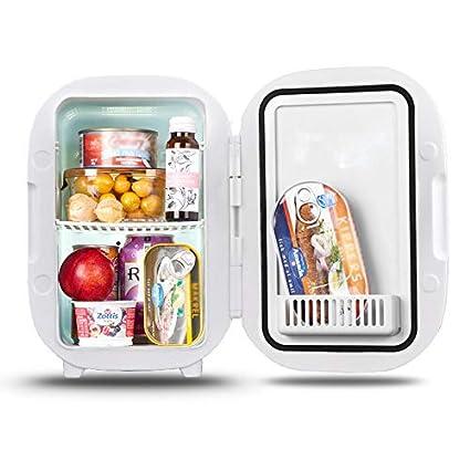 STTA Mini refrigerador de Doble Uso, refrigeración y función de ...