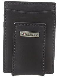 Tommy Hilfiger Men's Fordham Front Pocket Wallet