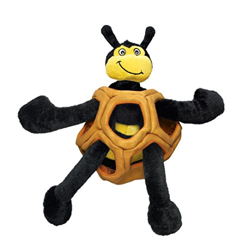 KONG Puzzlements Toy, Bee, Large
