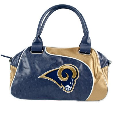 Littlearth NFL St. Louis Rams Perf-ect Bowler (Louis Rams Jersey Purse)