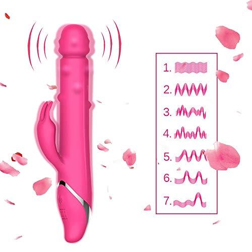 7 Speed Dildo Vibrator Rotary Massager Erotic Female Masturbation Magic Wand Clitoris Stimulator Sex Toys for Women-in Vibrators from Beauty & Health on Aliexpress.com | Alibaba Group by Clareta Sex Shop (Image #6)