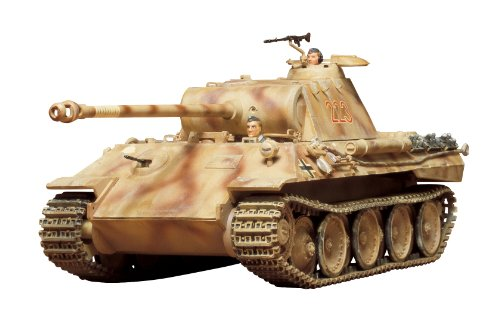 (Tamiya Models German Pzkfw V Panther Ausf A Model Kit)