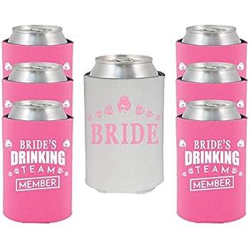 Funny Can Cooler Holder Beer Beverage Drink Bottle Sleeve Cover Party Favors Z1