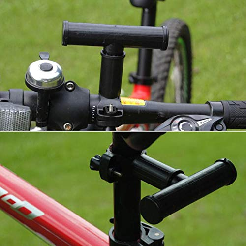 Car accessories - MTB Mountain Road Bike Bicycle Handlebar T-shaped Extension Mount Extender Holder For Light Multipurpose Cycling Parts Practical