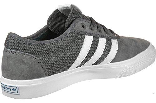 Adidas Unisex-erwachsene Adi-lethed GymnastikSko Mehrfarbig (grå Fire F17 / Ftwr Hvid / Real Krikand S18) FLRDvT
