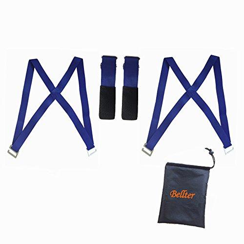 8 opinioni per Move Rope Belt Moving e sollevamento cinghie di- sollevamento per mobili, TV,