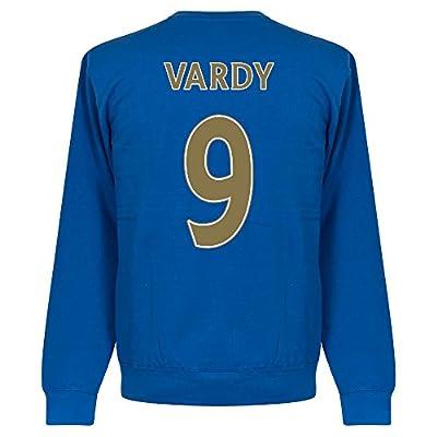 Leicester City Vardy Team Sweatshirt - Royal