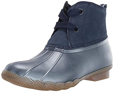 SPERRY Women's Saltwater 2-Eye Nubuck Snow Boot
