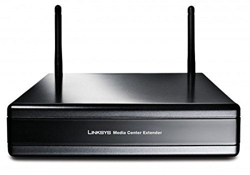 Cisco-Linksys Media Center Extender by Linksys