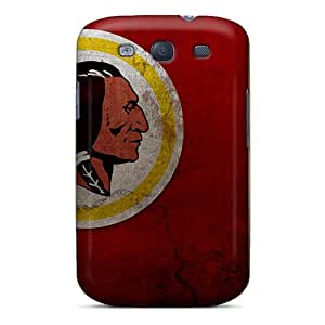 Samsung Galaxy S3 KlK6603EEnQ Support Personal Customs Nice Washington Redskins Skin Shock Absorption Cell-phone Hard Covers -SherriFakhry