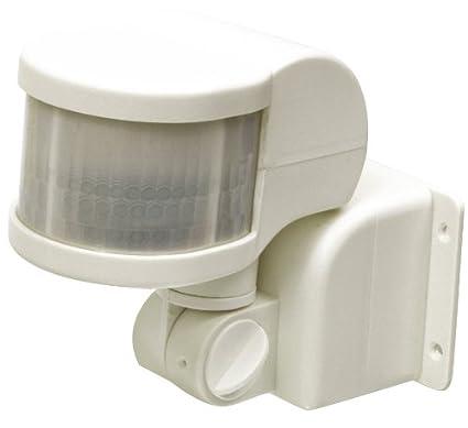 HQ EL-PIR40 detector de movimiento - Sensor de movimiento (Sensor infrarrojo pasivo (