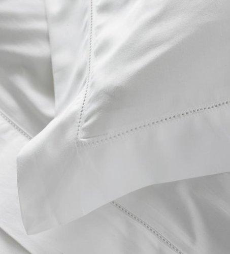Aisling Flat Sheet White Queen