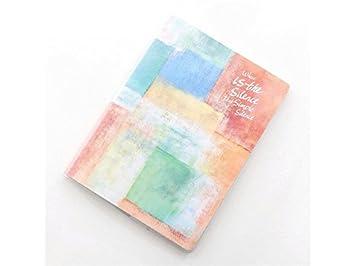 Vendimia Cuadernos y Diarios Coloridos del Diario Personal ...