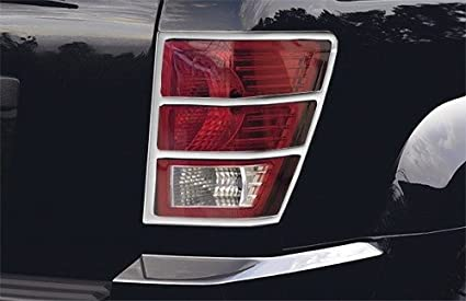 Captivating Mopar 82209166 OEM Jeep Grand Cherokee Tail Light Guard Covers   Chrome