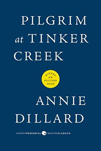 Pilgrim at Tinker Creek cover