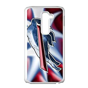Custom LG G2 NFL sports logotipo Case Buffalo Bills diseño