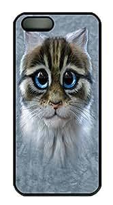 Childrens Big Face Cymbal Monkey Custom PC Hard For SamSung Galaxy S4 Mini Phone Case Cover Black