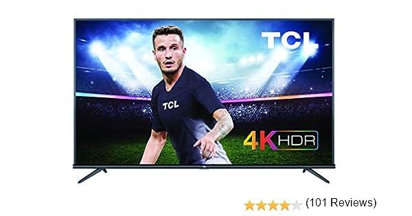 TCL 75EP680 Televisor de 190 cm (75 pulgadas), Smart TV con ...