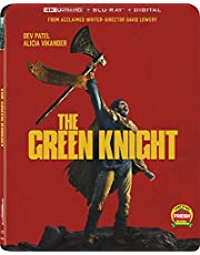 The Green Knight [Blu-ray]