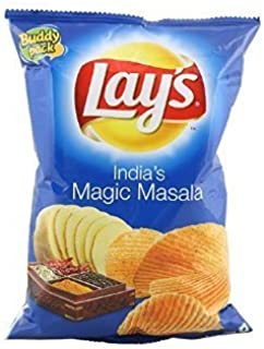 product image for Lay's Potato Chips - Magic Masala, 52g Pouch