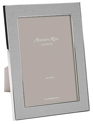 Amazon Addison Ross Shagreen Grey Picture Frame 8x10 Baby