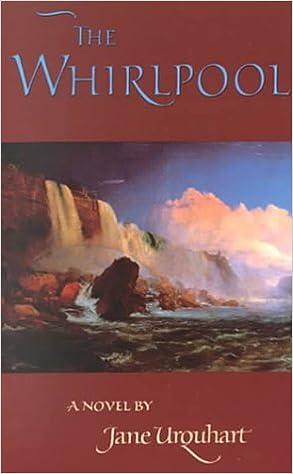 The Whirlpool: Jane Urquhart: 9781567921717: Amazon com: Books